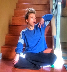 When it comes to completing tasks throughout my 30 day yoga challenge, I'm finding it's the easy steps that are sabotaging my efforts. But why?