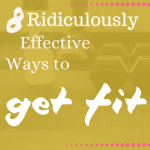 8 Ridiculously Effective Ways to Get Fit On a Tight Budget
