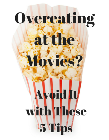 Overeating at the Movies-