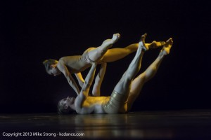 "Katie Jenkins and Michael Tomlinson in ""Ritual"" by Amber Perkins"